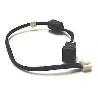 Sony VAIO VGN-N230FH erstatning laptop DC jack socket med kabel