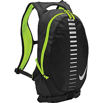 Nike Mens Run Commuter Sports 15 Litres Zip Up Backpack