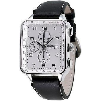 Zeno-watch mens watch SQ retro cronografo data 150TVD-e2