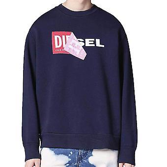 Diesel SSamy Men's Crew Neck Sweatshirt