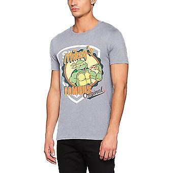 Mannen Teenage Mutant Ninja Turtles originele T-shirt van Mickey