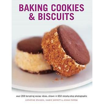 Baking Cookies & Biscuits - Over 200 tempting recipe ideas - shown