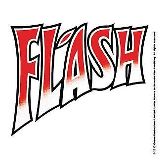 Dronning Coaster Flash nye officielle 9,5 cm x 9,5 cm enkelt drink
