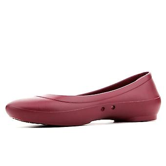 Crocs online-varaukset tasainen Garnet 203404612 universal naisten kengät