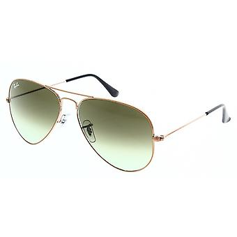 Ray-Ban Aviator Sonnenbrille RB3025-9002A6-58