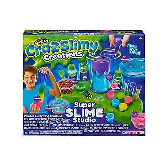 Cra-Z-Slimy Creations Super Slime Studio