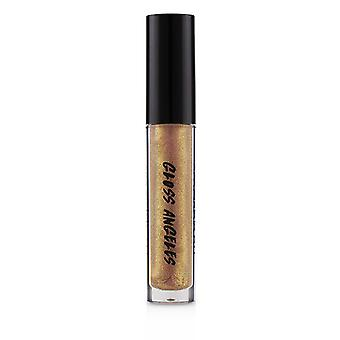 Smashbox gloss Angeles lip gloss-# Hustle & amp; Glow (rosa de ouro com duo Chrome shimmer)-4ml/0.13 oz