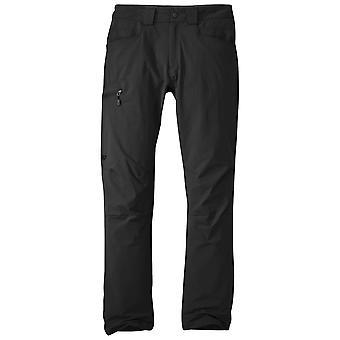 Outdoor Research Black Mens Voodoo Pant Short Leg