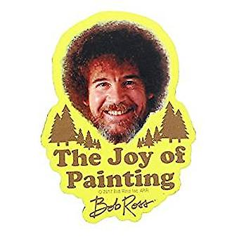 Magnet - Bob Ross - Joy Funky Chunky New 95670