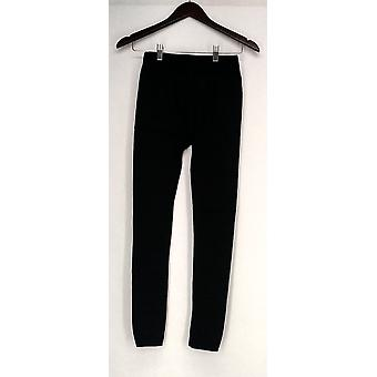 Slim 'N Lift Leggings Croco Print Fleece Lined Legging Black S420345