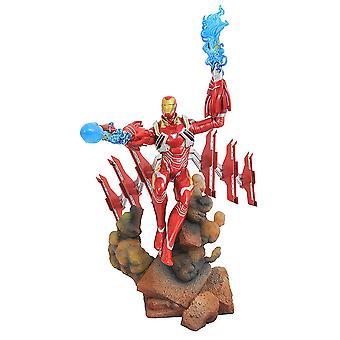 Avengers 3 Infinity War Iron Man PVC Gallery Diorama