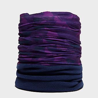 Nya Berghaus Unisex Fleced fodrad hals Gaiter Purple