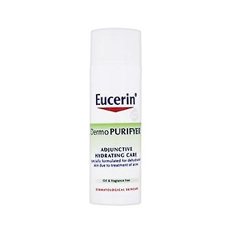 Eucerin DermoPURIFYER lisä kosteuttava hoito SPF 30