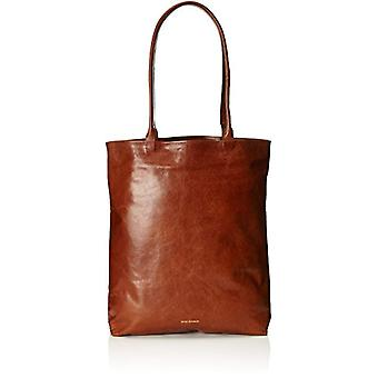 Royal RepubliQ Essential Tote Women Brown Shoulder Bags (Cognac) 10x40.5x32.5 cm (B x H x T)