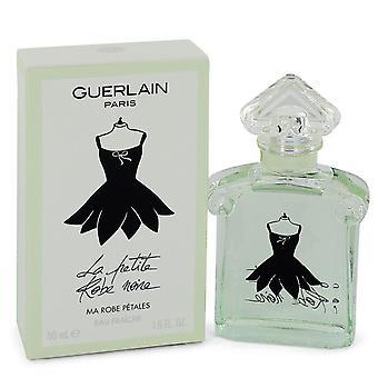 Guerlain La Petite Robe Noire Ma Robe Petales Eau Fraiche 50ml Spray
