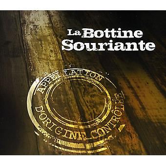 La Bottine Souriante - Appellation d'origine contrôlée [CD] USA import