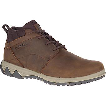 Merrell Mens All Out Blaze Fusion Chukka Lace Up Ankle Boots