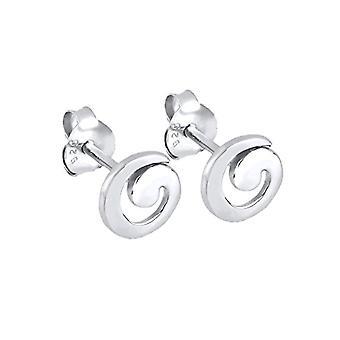 Elli øredobber kvinners flik i sølv 925 03200018 (1)