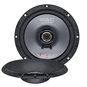 1 пара аудио звезда Mac плоский 16,2, 165 мм 2-way коаксиальный, новые товары
