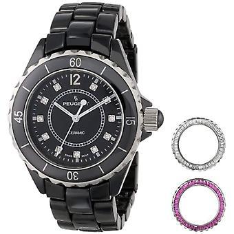Peugeot Watch Woman Ref. PS4900BK