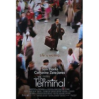 The Terminal (Double Sided International) Original Cinema Poster