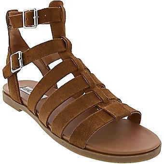 Steve Madden Women's Diego open teen casual T-Strap sandalen