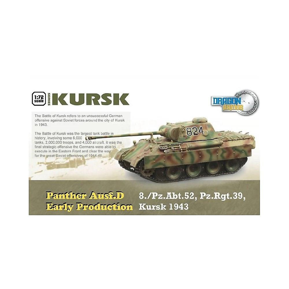 Dragon Armor Dragon Tank - 1:72 - 60621  Panther Aust.D Early Production Kursk 1943