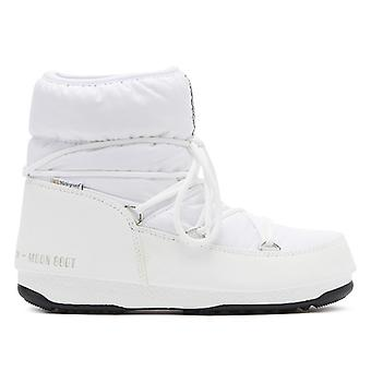Moon Boot Nylon Low 2 Womens White Boots