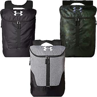 Under Armour UA Mens Expandable Backpack Rucksack Gymbag Sackpack