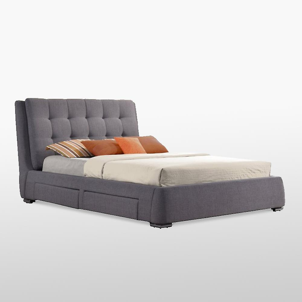 Mayfair (4 Drawer) Bed - Fabric