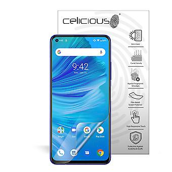 Celicious Matte Flex Anti-Glare 3D Screen Protector Film Compatible with Umidigi F2 [Pack of 3]