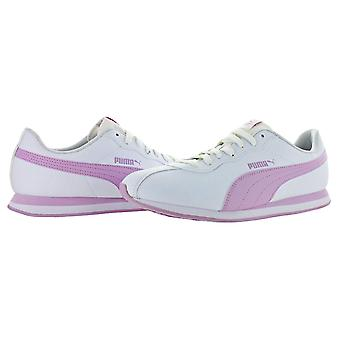 Puma Womens Turin II Low Top Lace Up Fashion Sneakers
