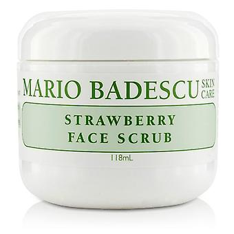 Strawberry Face Scrub - For All Skin Types - 118ml/4oz
