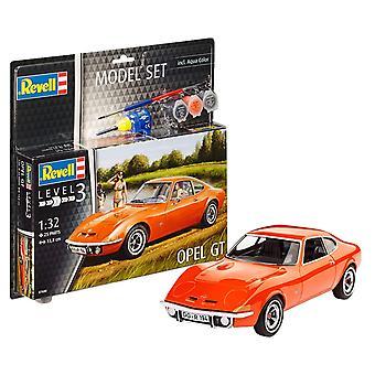 Revell 67680 Opel GT 1:32 Model Set