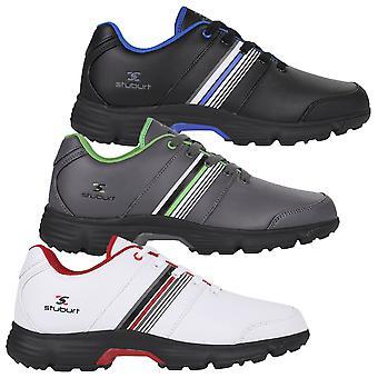Stuburt Mens Hydro Response Golf Shoes Lightweight Flexible Traction