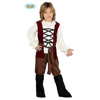 Guirca - fermier aubergiste médiéval enfants costume