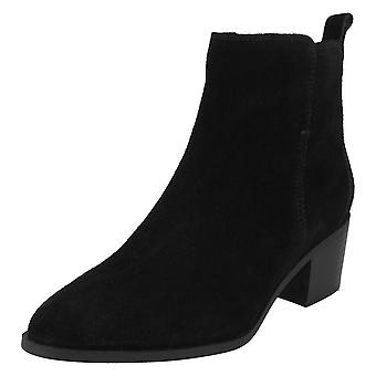 Ladies Leather Collection Bottines F51126