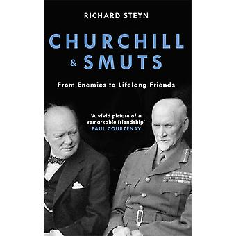 Churchill  Smuts by Richard Steyn