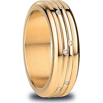 Bering - Combination Ring - Women - Arctic Symphony - Alesund_9 - Size 60 (19.0 mm)