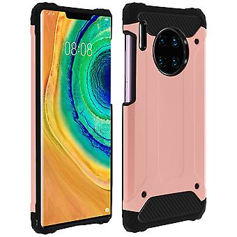 Defender II Series Protection Case Huawei Mate 30 Pro - Drop proof Rose or