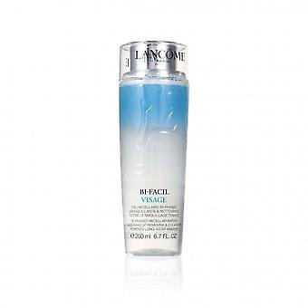 Lancome Bi-Facil Visage Makeup Remover & Cleanser 200ml