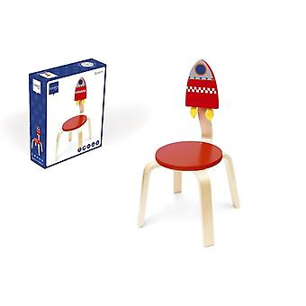 Scratch High chair Spazio