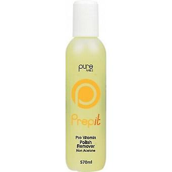 Halo Gel Nails HALO: Prep It - Pro Vitamin Polish Remover (NON ACETONE) (N2291) 570ml