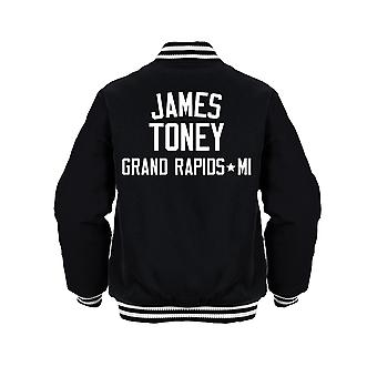 James Toney Boxing Legend Jacket