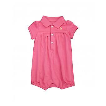 Polo Ralph Lauren Childrenswear Bubble Shortall Romper