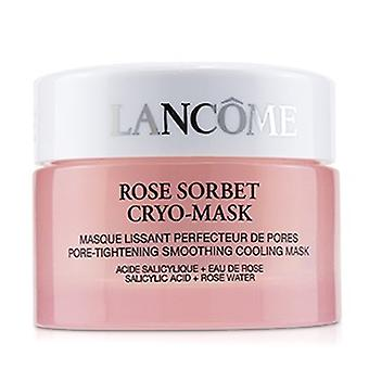 Lancome Rose Sorbet Cryo-Maske - Pore Anziehen Glätten Kühlmaske 50ml/1,7 Unzen