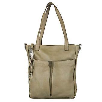 Legend BAIARDO-A Green Donna Shoulder Bag (Green (jungle green 0139)) 7x35x30 cm (B x H x T)