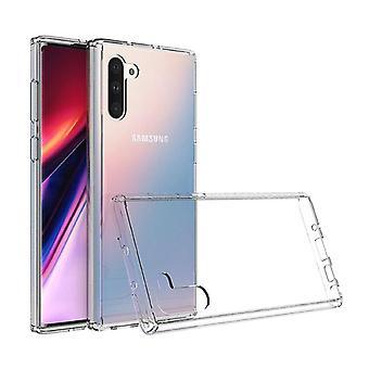Stuff Certified® Transparent Clear Case Cover Silicone TPU Case Samsung Galaxy Note 10