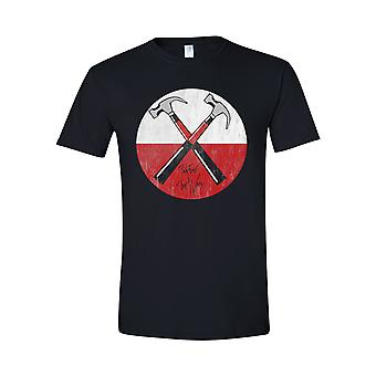 Pink Floyd The Wall  Hammers  Barn T-Shirt