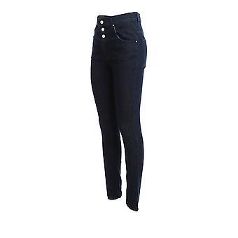 Karl Lagerfeld Klwp002900907 Pantalons en coton bleu pour femmes
